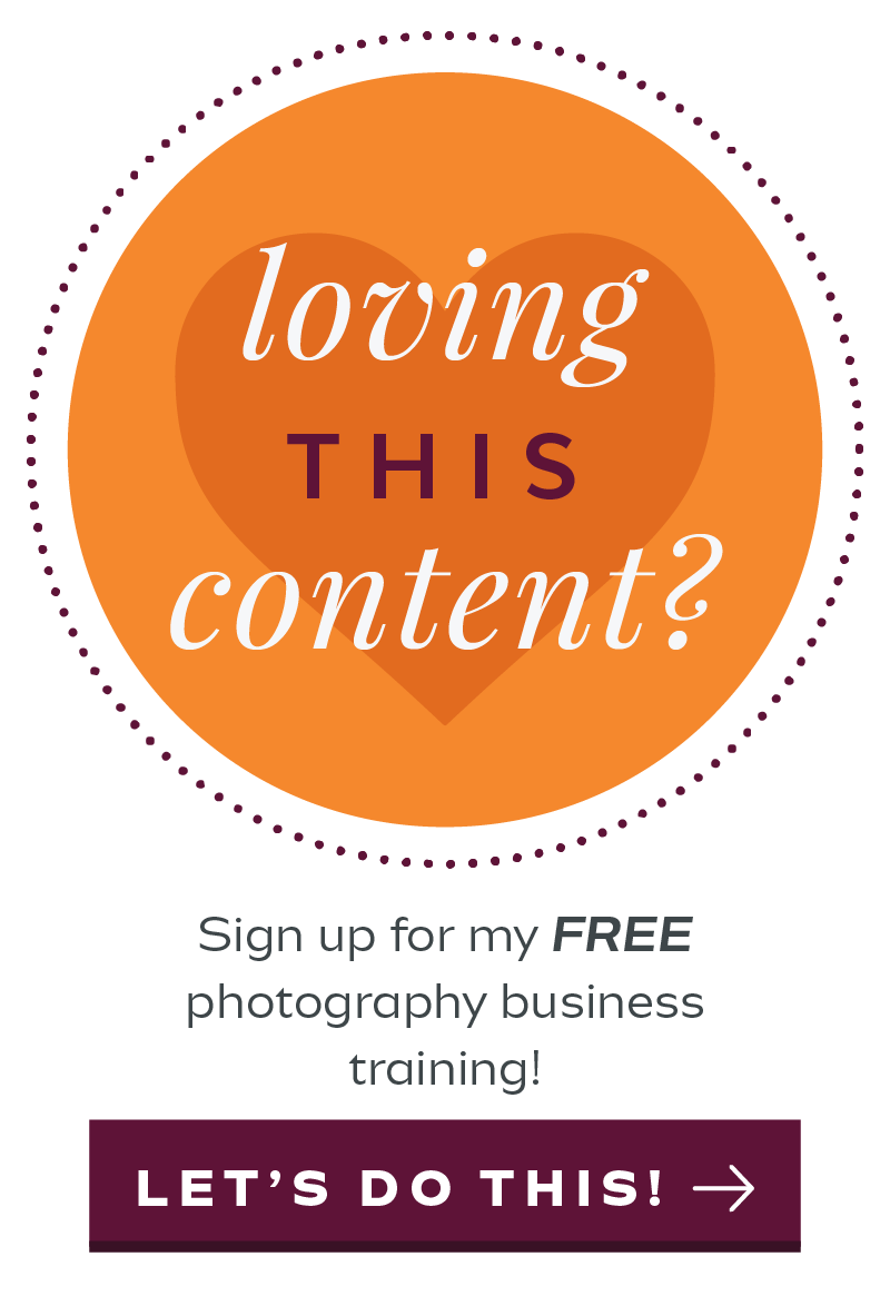 free photography business training