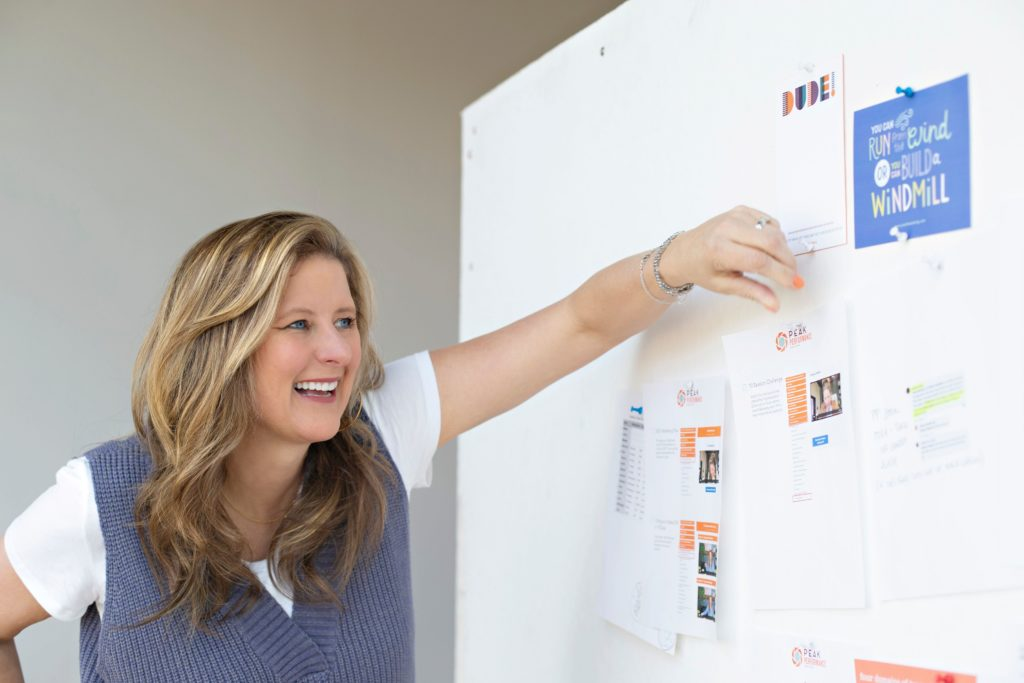 Sarah Petty Photography whiteboard how to not feel like an imposter in your photography business blog